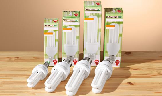 NEW! лампа энергосберегающая (lidl 1,5€)